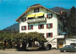 """CPSM SUISSE """"Vevey Montreux, Hotel Restaurant De Bahyse"""" - VD Vaud"""