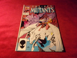 THE NE MUTANTS   No 56 OCT - Marvel