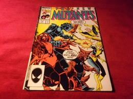 THE NE MUTANTS   No 53 JULY - Marvel