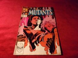 THE NE MUTANTS   No 62 APR - Marvel