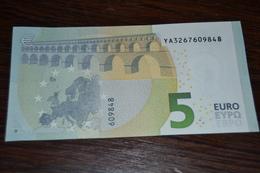 5 EURO Y004D5 GREECE - Y004 D5 - YA3267609848 - UNC - NEUF - EURO