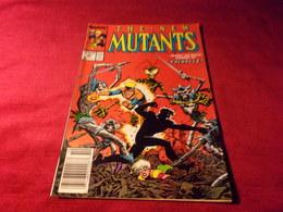 THE NE MUTANTS   No  80 OCT - Marvel