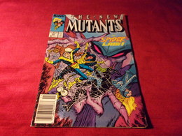 THE NE MUTANTS   No  69 NOV - Marvel
