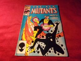THE NE MUTANTS   No  35 JAN - Marvel