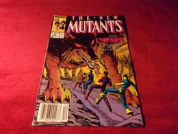 THE NE MUTANTS   No  82 MID NOV - Marvel