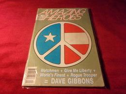 AMAZING  HEROES   No 173 - Books, Magazines, Comics