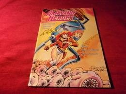 AMAZING  HEROES   No 33 - Books, Magazines, Comics