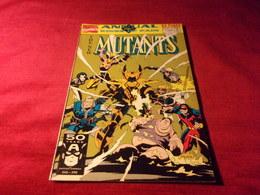 THE NE MUTANTS   No  7   1991 - Marvel