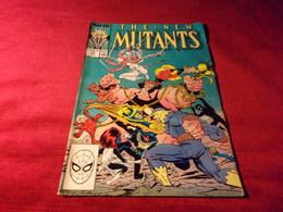 THE NE MUTANTS   No  65 JUL - Marvel
