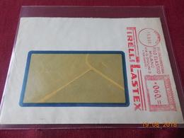 Lettre D Italie De 1959 Avec Affranchissement EMA (tres Beau) - Affrancature Meccaniche Rosse (EMA)