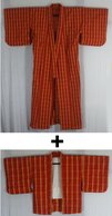 Used Kimono + Haori - Vintage Clothes & Linen