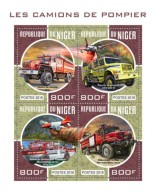 Niger  2018  Fire Engines  S201807 - Niger (1960-...)