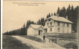 Environs De  LANS - Le Chalet Forestier De La Croix PERRIN 98 - Villard-de-Lans