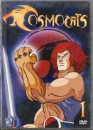 DVD COSMOCATS N° 1 / 110 MINUTES - NEUF SOUS BLISTER - Manga