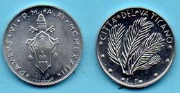 VATICAN  1 Lira 1973  KM#116 - Vatican