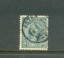 Kleinrond Asten Op Nvph 41 - Periode 1891-1948 (Wilhelmina)