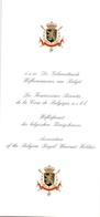 Lijst Hofleveranciers Koningshuis Belgie - Liste Fournisseurs De La Cour De Belgique - Roi Albert & Paola - 1994 - Autres Collections