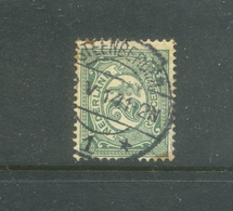 LB Steenbergen 1 Op Nvph 55 - Periode 1891-1948 (Wilhelmina)