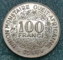 Western Africa (BCEAO) 100 Francs, 1984 -4224 - Autres – Afrique