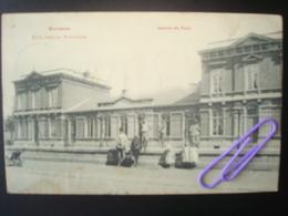 WAREMME : Justice De Paix  En 1907 - Waremme