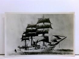 AK Segelschiff; Marine, Aufnahme Ca. 1910; Ungelaufen - Ohne Zuordnung