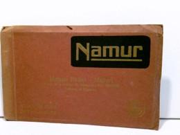 10 AK Namur; Leporello, 2 Karten Fehlen; Belgien; Ungelaufen, Ca. 1915 - Netherlands