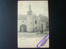 WAREMME : L'hôtel De Ville  En 1903 - Borgworm