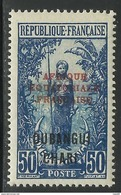 OUBANGUI-CHARI 1924 YT 56** SANS CHARNIERE NI TRACE - Oubangui (1915-1936)