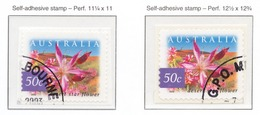 Australia 2003 Mi# 2189 BA+BC (CTO) DEFINITIVES, FLORA & FAUNA - Usati