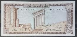 MA - Lebanon 1973 Banknote 1 Lira - UNC - Lebanon