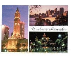 (400) Australia - (with Stamp At Back Of Postcard) QLD - Brisbane - Brisbane