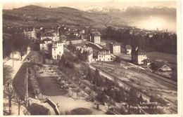 Lausanne Promenade JJ Mercier - VD Vaud
