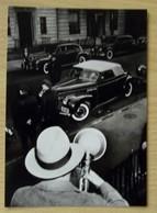 Weegee.Harry Maxwell Shot In Car,1941.Collection Berinson. - Ansichtskarten