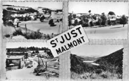43-SAINT-JUST-MALMONT- MULTIVUES - France