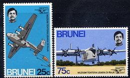 BRUNEI 1972 RAF Museum  MNH / **.  SG 200-01 - Brunei (...-1984)