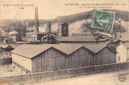 43-LA TAUPE- IMPORTANTE MINE DE HOUILLE Cie DES MINES DE LA HAUTE LOIRE - France