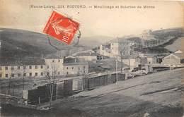 43-RIOTORD- MOULINAGE ET SCIERIES DE MORAS - France