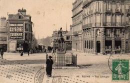51 REIMS  Rue Libergier - Reims