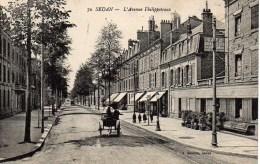 08 SEDAN  L'Avenue Philippoteaux - Sedan