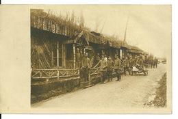 02 - VILLERS LA FOSSE / CARTE PHOTO ALLEMANDE - Autres Communes