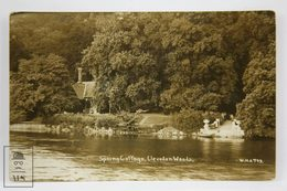 Photographic Postcard England - Spring Cottage, Clevedon Woods - WHA Series 799 - Inglaterra