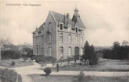 43-FONTANNES- VILLA VEYSSEYRE - France