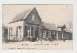 Bouwel Grobbendonk  Handelshuis Peeters-Van Beylen  Edit D Hendrix Antwerpen + PUBLICITE Voor Hendrix Verso !!! - Grobbendonk