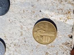 50 Centimes Monaco 1962 - Monaco