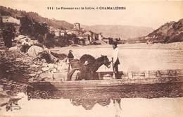 43-CHAMALIERES- LE PASSEUR SUR LA LOIRE - France