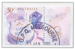 Australia 2003 Mi# 2193 (CTO) GREETINGS - Usati