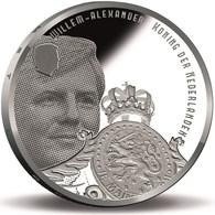 "HOLANDA  5€ 2.017  2017  PLATA/SILVER ""Defence Line Of Amsterdam ""  SC/UNC T-DL-12.213 - Netherlands"