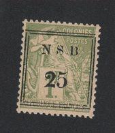 Faux Timbre Nossi-Bé N° 18 Alphée Dubois Luxe Gomme Sans Charnière - Nossi-Bé (1889-1901)