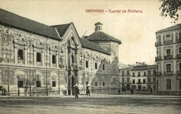 GRANADA CUARTEL DE ARTILLERÍA - Granada