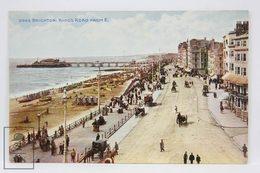 Postcard England - Brighton Kings Road From E. - Celesque Series 31969 - Ed. Photochrom - Animated - Brighton